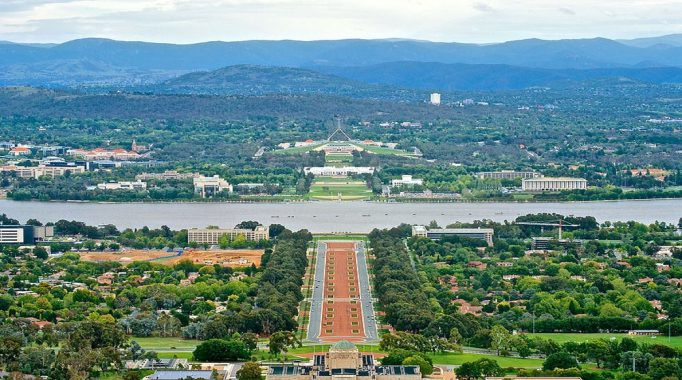 Thủ đô Canberra