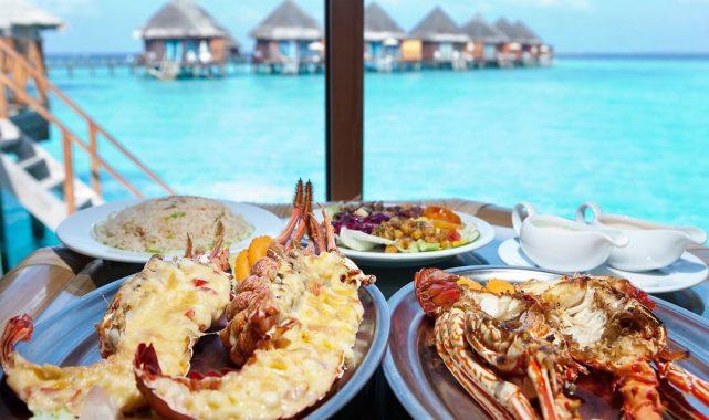 Món ngon Maldives