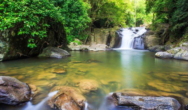 Cảnh đẹp ở công viên Kaeng Krachan