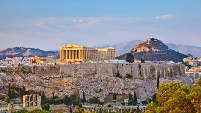 Lựa chọn thời điểm du lịch Hy Lạp