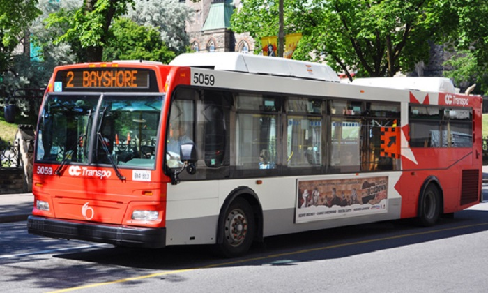 Hệ thống giao thông tại Toronto rất thuận tiện