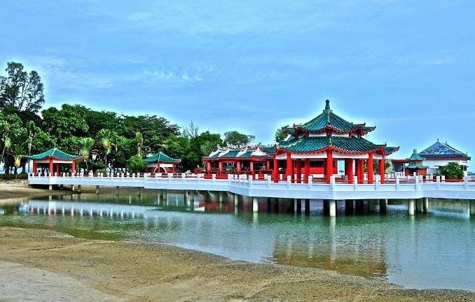 Ghé thăm đảo Kusu - Singapore