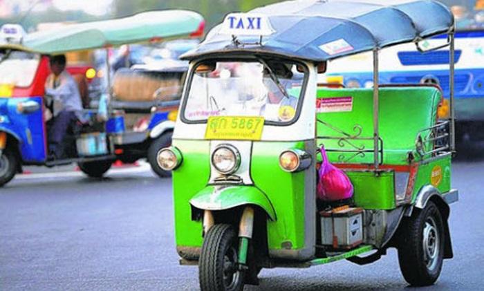 Thái Lan có rất nhiều phương tiện di chuyển cho bạn lựa chọn