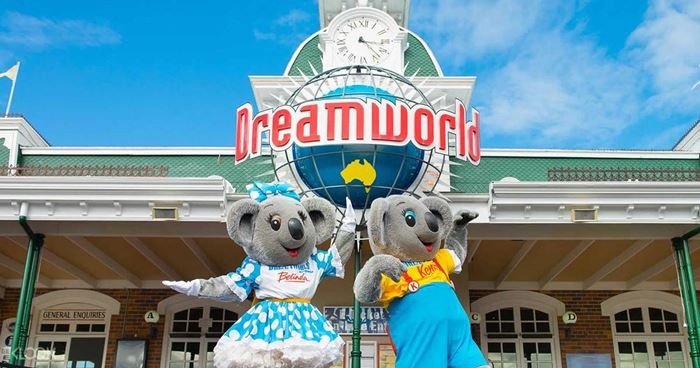 Dream World công viên giải trí lớn nhất Thái Lan