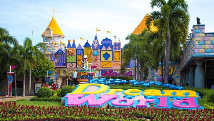 Dream World thiên đường giải trí Thái Lan