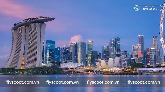 Singapore cùng nhiều địa điểm xinh đẹp đang chờ đón quý khách