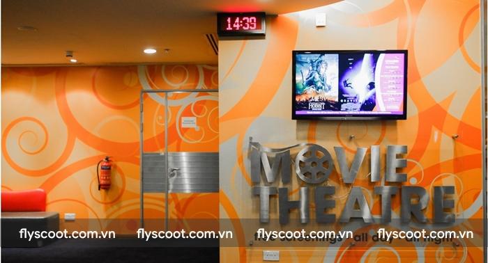 Rạp chiếu phim 24/24 để phục vụ du khách