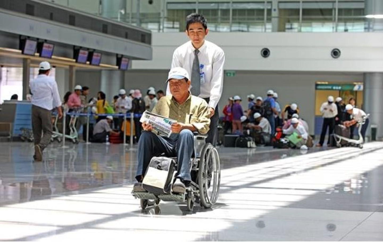 Quy định Scoot đối với hành khách là người khuyết tật