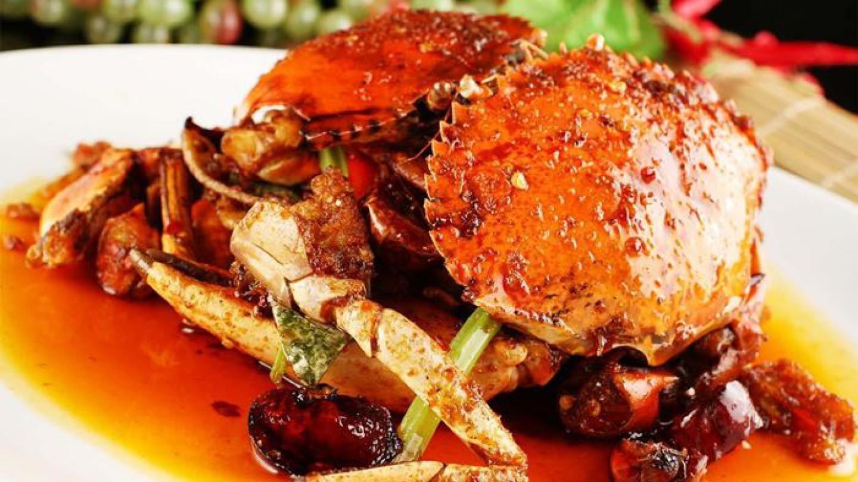 Chili-crab