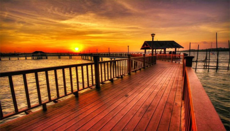 Changi Point Coastal Walk- Mê hoặc với cảnh đẹp hoàng hôn tại Singapore