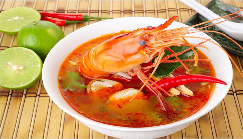 Những món ăn đáng thử nhất của ẩm thực Thái Lan